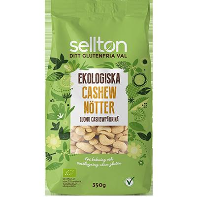 EKO cashewnötter 350g