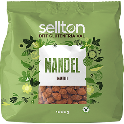 Mandel 1000g